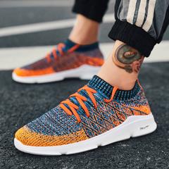 รองเท้าผู้ชาย ราคาถูก รองเท้าผ้าใบ รองเท้าแฟชั่น มี  สีดำ สีเทา สีเหลืองฟ้า มี ไซร์ 38-44