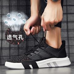 รองเท้าผู้ชาย ราคาถูก รองเท้าผ้าใบ รองเท้าแฟชั่น มี  สีดำ สีเทา สีเขียว มี ไซร์ 38-44