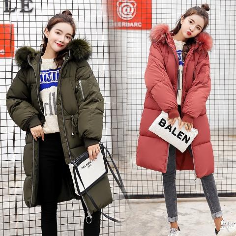 เสื้อโค๊ทตัวยาว เสื้อโค๊ทผู้หญิง ชุดโค๊ทตัวยาว เสื้อคลุมตัวยาว เสื้อโค๊ทกันหนาวติดลบ