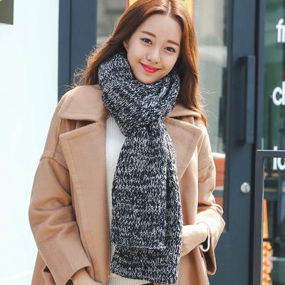 ผ้าพันคอกันหนาว ผ้าผันคอชายและหญิง ผ้าพันแฟชั่น ผ้าพันคอเกาหลี