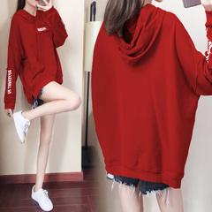 เสื้อผ้าผู้หญิง ราคาถูก เสื้อกันหนาว เสื้อคลุม มี สีส้ม สีไวน์แดง สีดำมี ไซร์ S M L XL