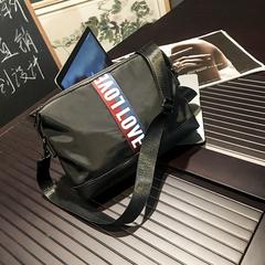 กระเป๋าผู้ชาย ราคาถูก กระเป๋าสะพายข้าง กระเป๋าถือ เท่ๆ มี สีดำ สีน้ำเงิน