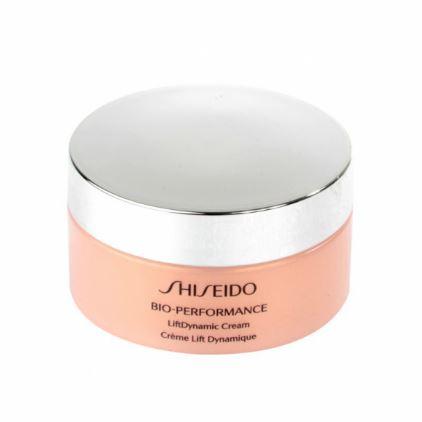 **พร้อมส่ง**Shiseido Bio-Performance Lift Dynamic Cream ขนาดทดลอง 18 ml. ครีมลดเลือนริ้วรอยแห่งวัย คืนความยืดหยุ่น ผิวกระชับ เรียบเนียน ร่องผิวตื้นขึ้น ผิวชุ่มชื้น แข็งแรงขึ้น เนื้อครีมเข้มข้น ซึมซาบไว้ไม่เหนียวเหนอะหนะ สัมผัสถึงความชุ่มชื่น หยืดหยุ่นได้ท
