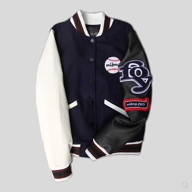 JACKET MLB MAJOR LEAGUE BASEBALLเสื้อแจ็คเก็ต เบสบอล แฟชั่น ยุนอา snsd