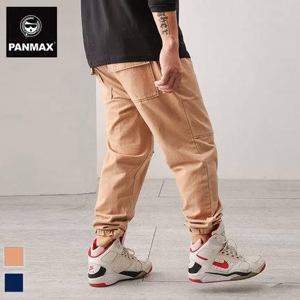 ขนาด:2XL 3XL 4XL 5XL 6XL สี:กรม/กากี กางเกงคนอ้วน กางเกงผู้ชาย ขนาดใหญ่ กางเกงขายาว