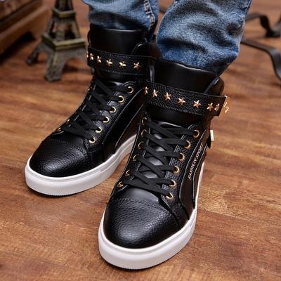 รองเท้าผู้ชาย ราคาถูก รองเท้าแฟชั่น รองเท้าผ้าใบ เกาหลี มี สีดำ สีขาว สีแดง มี ไซร์ 39-45