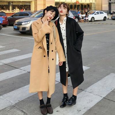 เสื้อโค๊ทตัวยาว เสื้อโค๊ทกันหนาว เสื้อโค๊ทผู้หญิง เสื้อคลุมตัวยาวกันหนาว