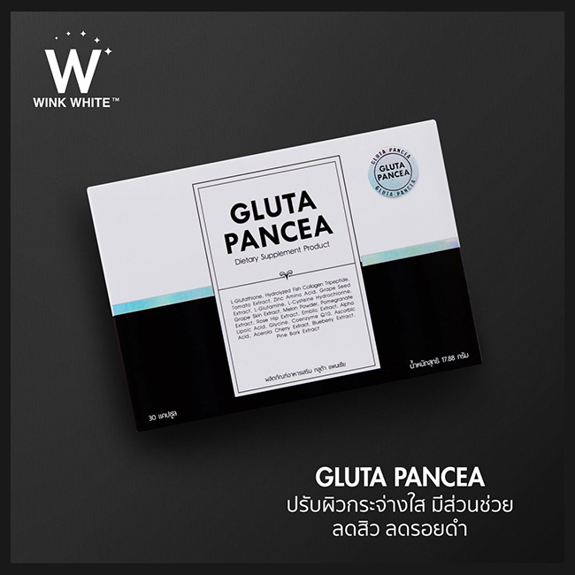 Wink White Gluta Pancea