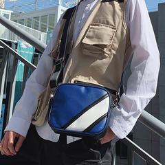 กระเป๋าผู้ชาย ราคาถูก กระเป๋าสะพายข้าง กระเป๋าถือ เท่ๆ มี สีดำ สีแดง สีน้ำเงิน