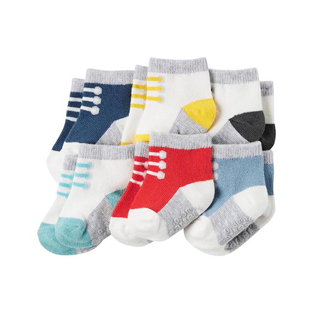ถุงเท้าเด็ก Carter's 6-Pack Socks, Sneaker