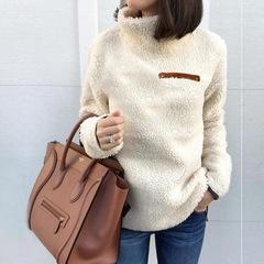 เสื้อผ้าผู้หญิง ราคาถูก เสื้อกันหนาว มี สีตามรูป มี ไซร์ S M L XL