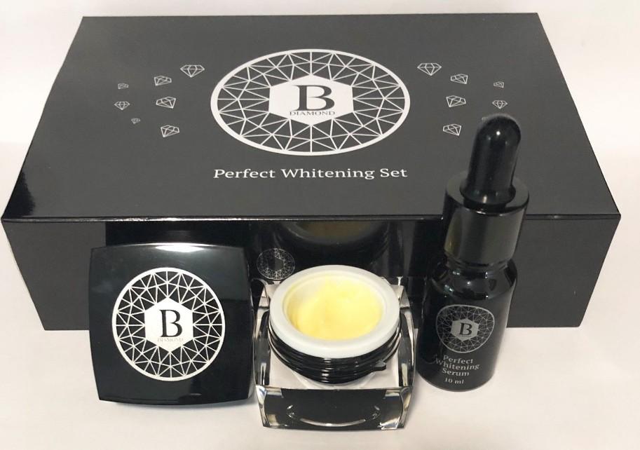 B-Diamond Perfect Whitening Set บี ไดมอนด์