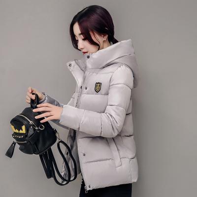 (พร้อมส่งสีเทา) เสื้อโค๊ทกันหนาว เสื้อโค๊ทผู้หญิง เสื้อกันหนาวแฟชั่น เสื้อแขนยาวแฟชั่นมีฮู้ด