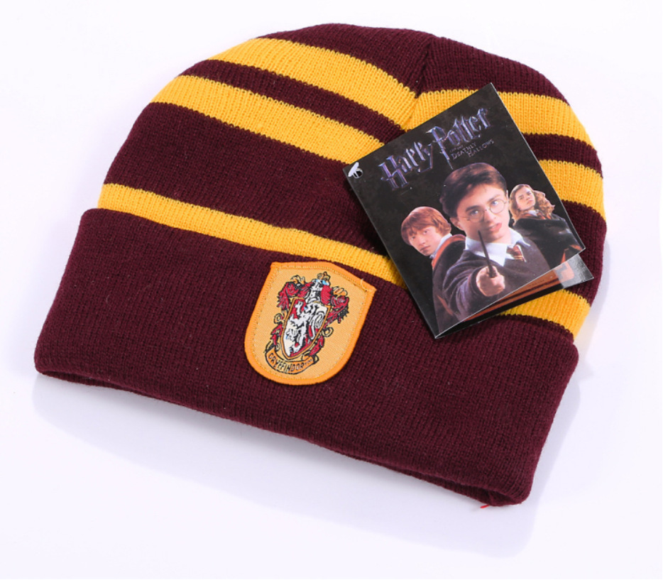 ++พร้อมส่ง++หมวกแฮร์รี่ พอตเตอร์  หมวกแฮรี่พอตเตอร์