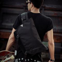 กระเป๋าผู้ชาย ราคาถูก กระเป๋าสะพายข้าง กระเป๋าถือ มี สีดำ-เล็ก สีดำ-ใหญ่