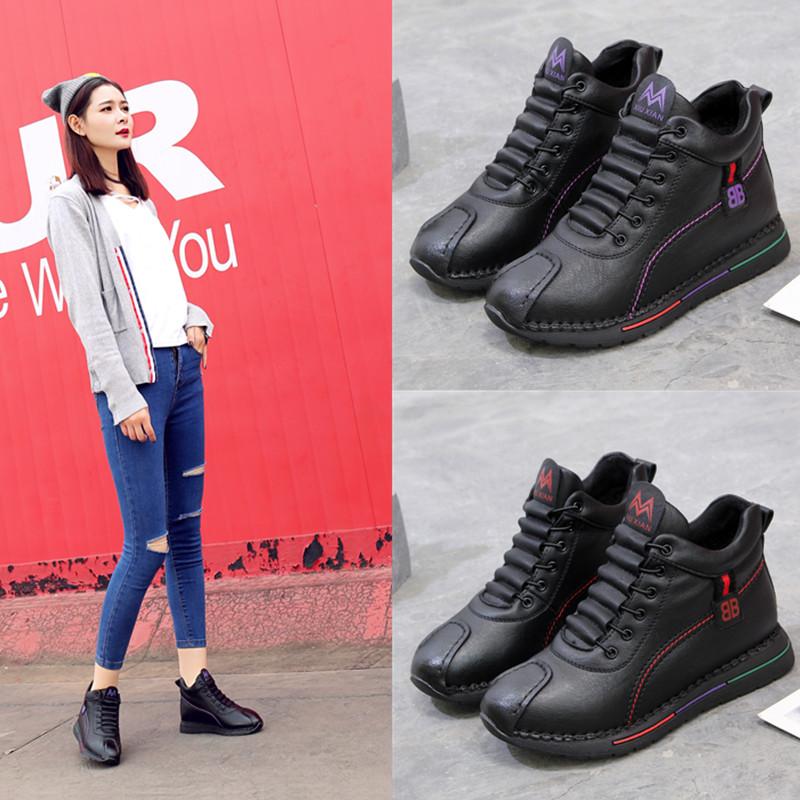รองเท้าผู้หญิง ราคาถูก รองเท้าผ้าใบ รองเท้าแฟชั่น มี สีดำม่วง สีดำแดง มี ไซร์ 36-40