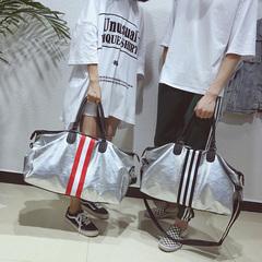 กระเป๋าผู้ชาย ราคาถูก กระเป๋าสะพายข้าง กระเป๋าถือ กระเป๋าออกกำลังกาย เท่ๆ มี สีดำ สีแดง
