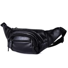 กระเป๋าผู้ชาย ราคาถูก กระเป๋าสะพายอก กระเป๋าคาดเอว กระเป๋าสะพายไหล่ เท่ๆ มี สีดำ