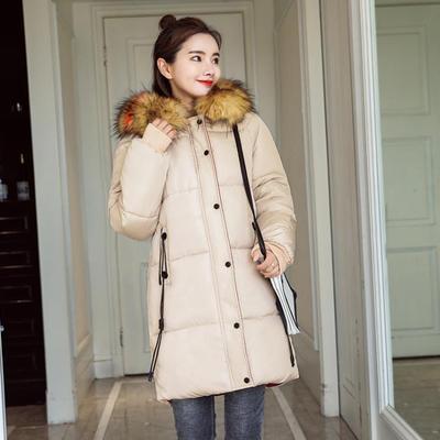 (พร้อมส่งครีม) เสื้อโค๊ทกันหนาวผู้หญิง เสื้อโค๊ทตัวยาว เสื้อโค๊ทมีฮู้ด เสื้อแขนยาวมีฮู้ด