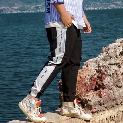 ขนาด:36 38 40 42 44 46 48 สี:ดำ/เขียว/เทา/แดง กางเกงคนอ้วน กางเกงผู้ชาย ขนาดใหญ่ กางเกงขายาว