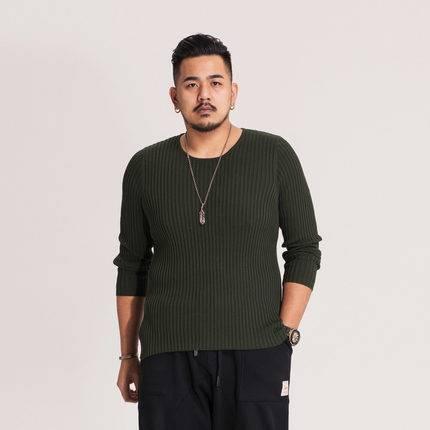 ขนาด:XL 2XL 3XL 4XL 5XL 6XL สี:น้ำเงิน/เขียว เสื้อคนอ้วน เสื้อผ้าผู้ชาย ขนาดใหญ่ เสื้อกันหนาว