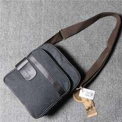กระเป๋าผู้ชาย ราคาถูก กระเป๋าสะพายข้าง กระเป๋าถือ มี สีดำ สีกากี
