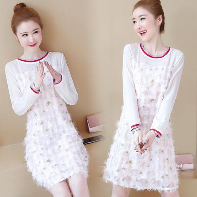 แฟชั่นคนอ้วน สมัครสมาชิกส่งฟรี Preorder เสื้อผ้า ไซส์ใหญ่ สั่งจองล่วงหน้า นำเข้า100% สไตล์เกาหลี ชุดเดรส L-6XL โอนเงิน รอ สินค้า 19 วัน