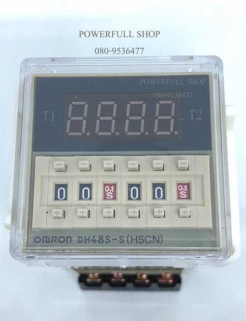 เครื่องตั้งเวลาดิจิตอล ตั้งเวลาเปิดปิดอุปกรณ์ ตั้งเวลา วินาที นาที ชั่วโมง ราคา 590 บาท ฟรี EMS