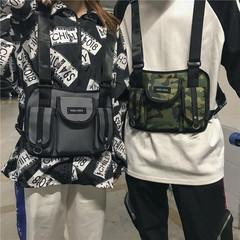 กระเป๋าผู้ชาย ราคาถูก กระเป๋าสะพายข้าง กระเป๋าถือ เท่ๆ มี สีดำ สีม่วง สีเทา สีลายพราง