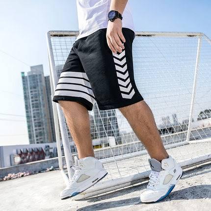 ขนาด:XL 2XL 3XL 4XL 5XL 6XL สี:ดำ กางเกงคนอ้วน กางเกงผู้ชาย ขนาดใหญ่ กางเกงขาสั้น