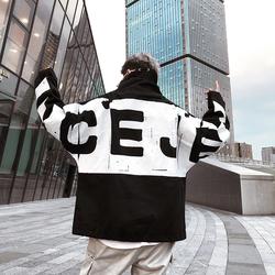 เสื้อผ้าผู้ชาย ผู้หญิง ราคาถูก เสื้อแจ็คเก็ต เสื้อกันหนาว มี สีขาว สีดำ สีน้ำเงิน มี ไซร์ M L XL 2XL