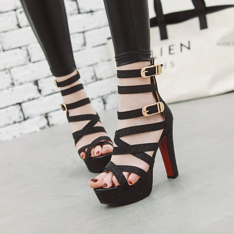 pre - รองเท้าส้นสูง