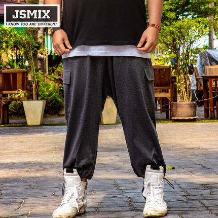ขนาด:36 38 40 42 44 46 48 สี:เทา กางเกงคนอ้วน กางเกงผู้ชาย ขนาดใหญ่ กางเกงขายาว