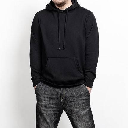 ขนาด:2XL 3XL 4XL 5XL 6XL สี:ดำ/ขาว/เทา/เหลือง เสื้อคนอ้วน เสื้อผ้าผู้ชาย ขนาดใหญ่ เสื้อกันหนาวมีฮู้ด