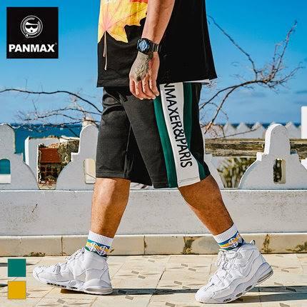 ขนาด:2XL 3XL 4XL 5XL 6XL สี:ดำขาว/ดำเหลือง กางเกงคนอ้วน กางเกงผู้ชาย ขนาดใหญ่ กางเกงขาสั้น