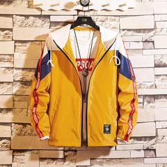 เสื้อผ้าผู้ชาย ผู้หญิง ราคาถูก เสื้อแจ็คเก็ต มี สีเหลือง สีดำ สีน้ำเงิน มี ไซร์ M L XL 2XL 3XL