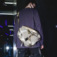 กระเป๋าผู้ชาย ราคาถูก กระเป๋าสะพายข้าง กระเป๋าถือ เท่ๆ มี สีดำ สีน้ำเงิน สีกากี