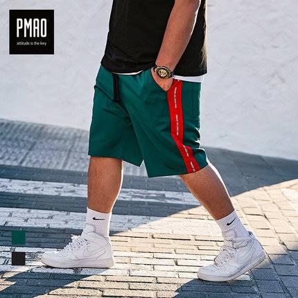 ขนาด:2XL 3XL 4XL 5XL 6XL สี:เขียว/ดำ กางเกงคนอ้วน กางเกงผู้ชาย ขนาดใหญ่ กางเกงขาสั้น