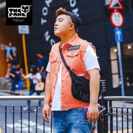 ขนาด:XL 2XL 3XL 4XL 5XL สี:ส้ม เสื้อคนอ้วน เสื้อผ้าผู้ชาย ขนาดใหญ่ เสื้อเชิ้ต แขนสั้น