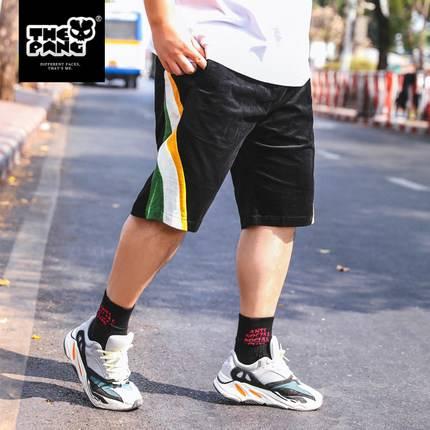 ขนาด:38 40 42 44 46 สี:ตามภาพ กางเกงคนอ้วน กางเกงผู้ชาย ขนาดใหญ่ กางเกงขาสั้น