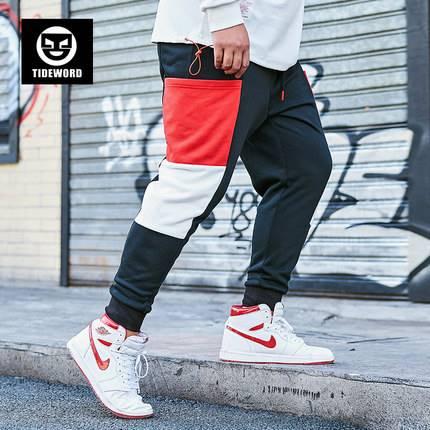 ขนาด:36 38 40 42 สี:ดำ กางเกงคนอ้วน กางเกงผู้ชาย ขนาดใหญ่ กางเกงขายาว