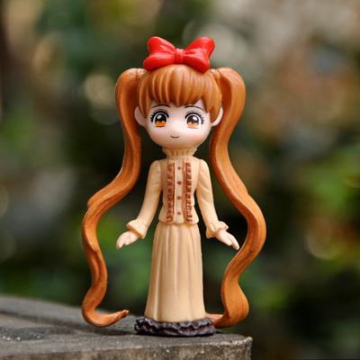 พร้อมส่ง>> DIYตุ๊กตาตกแต่งสวนจิ๋ว ตุ๊กตาจิ๋ว ตุ๊กตาตกแต่งบ้าน
