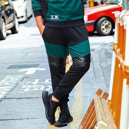 ขนาด:36 38 40 42 44 46 สี:ตามภาพ กางเกงคนอ้วน กางเกงผู้ชาย ขนาดใหญ่ กางเกงขายาว