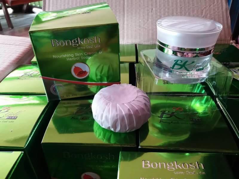 ครีมโบ บงกช โกลด์ พลัส BK-Bo Bongkosh Gold Plus