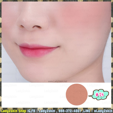 ( 24 )My Palette My blusher
