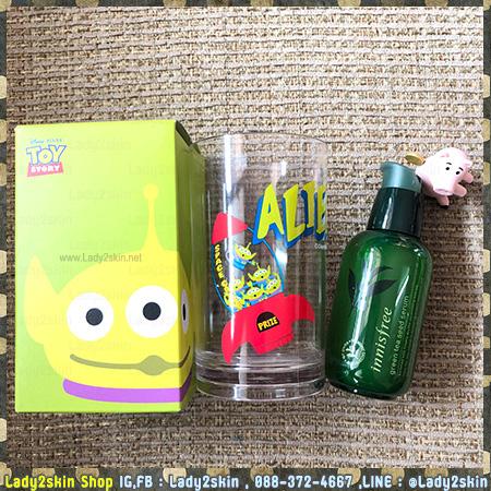 (VIPงดลด)ALIENTOY BOX Green Tea Seed Serum *ไม่มีกล่องเหล็ก