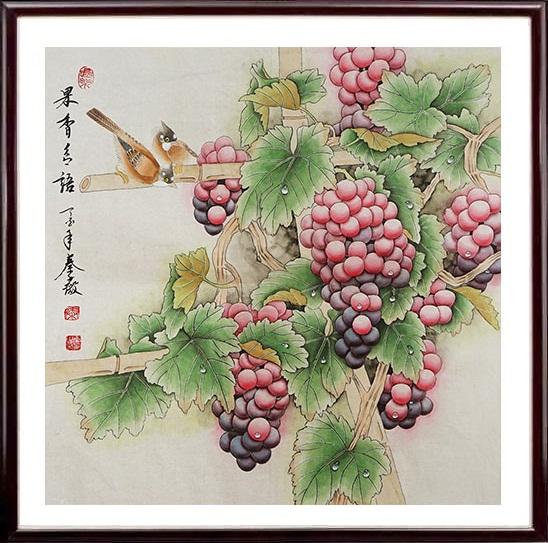 Grape vine (พิมพ์ลาย)