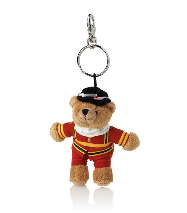 พวงกุญแจ Harrods รุ่น Beefeater Bear Keyring (พร้อมส่ง)