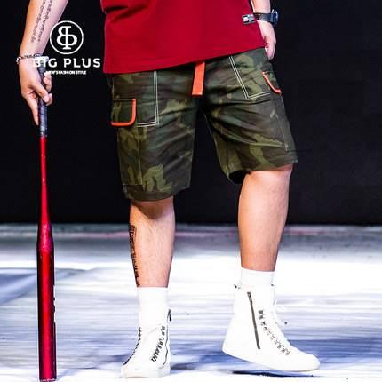 ขนาด:36 38 40 42 44 46 48 สี:ตามภาพ กางเกงคนอ้วน กางเกงผู้ชาย ขนาดใหญ่ กางเกงขาสั้น