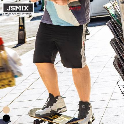 ขนาด:36 38 40 42 44 46 48 สี:ดำ/กากี กางเกงคนอ้วน กางเกงผู้ชาย ขนาดใหญ่ กางเกงขาสั้น